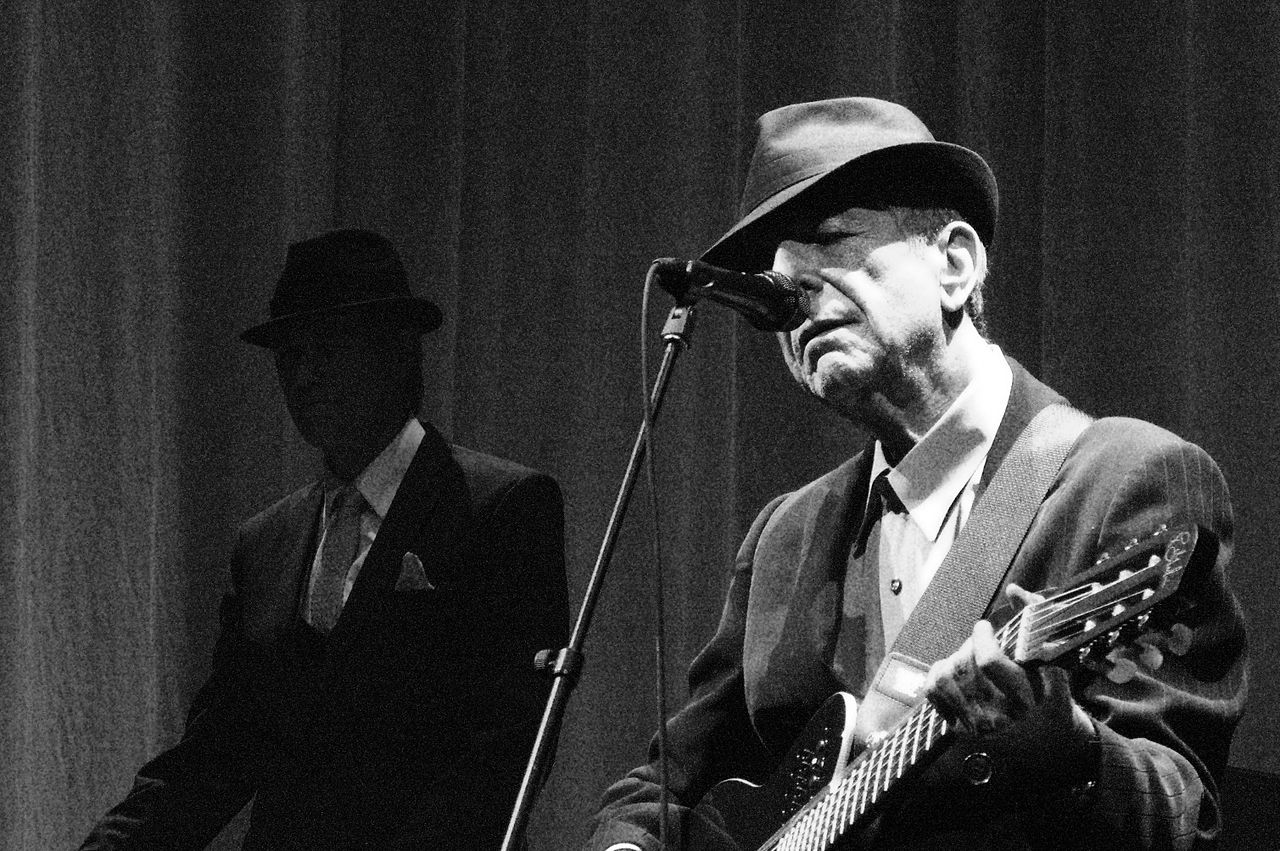 Tribute Leonard Cohen by Obit Magazine