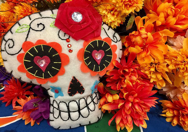 Day of the dead by Obit Magazine dia de los muertos