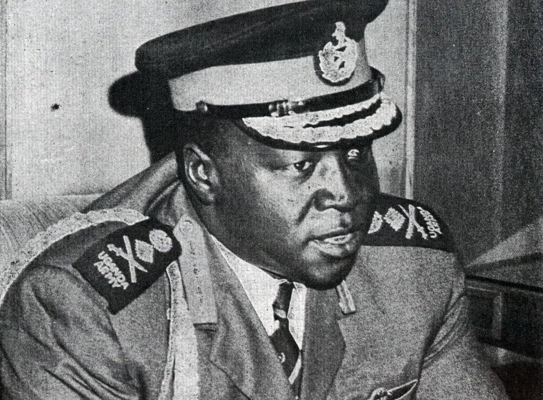 death of Amin Dada - Obit Magazine