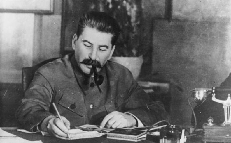 Joseph Stalin better off dead by Obit Magazine