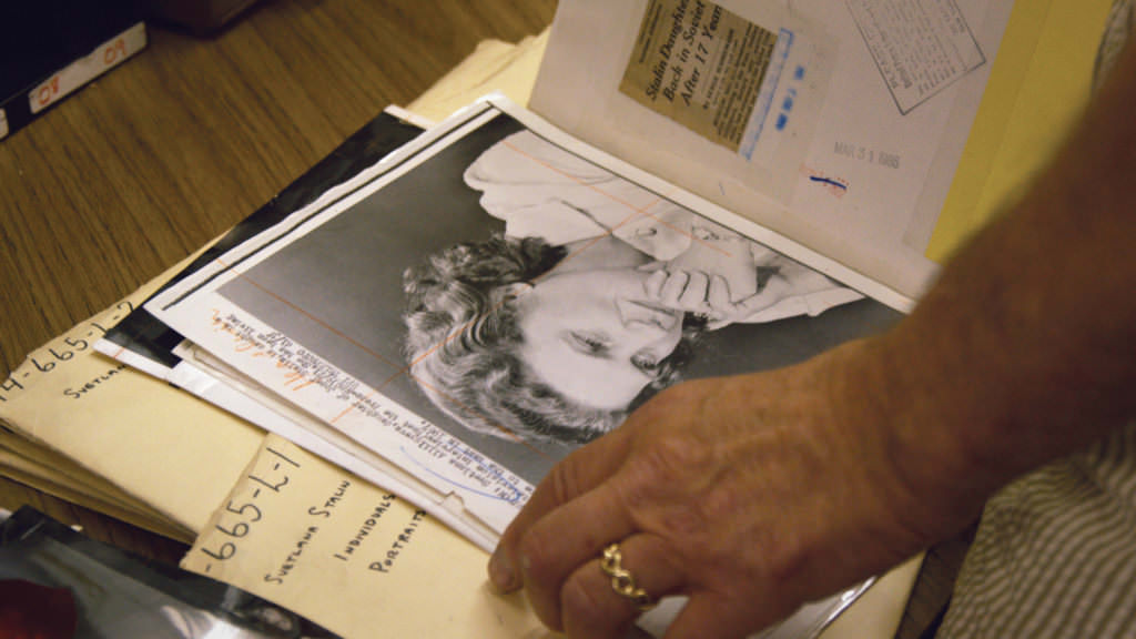 A glimpse into an old folder in The New York Times morgue. Obit. Documentary by Vanessa Gould