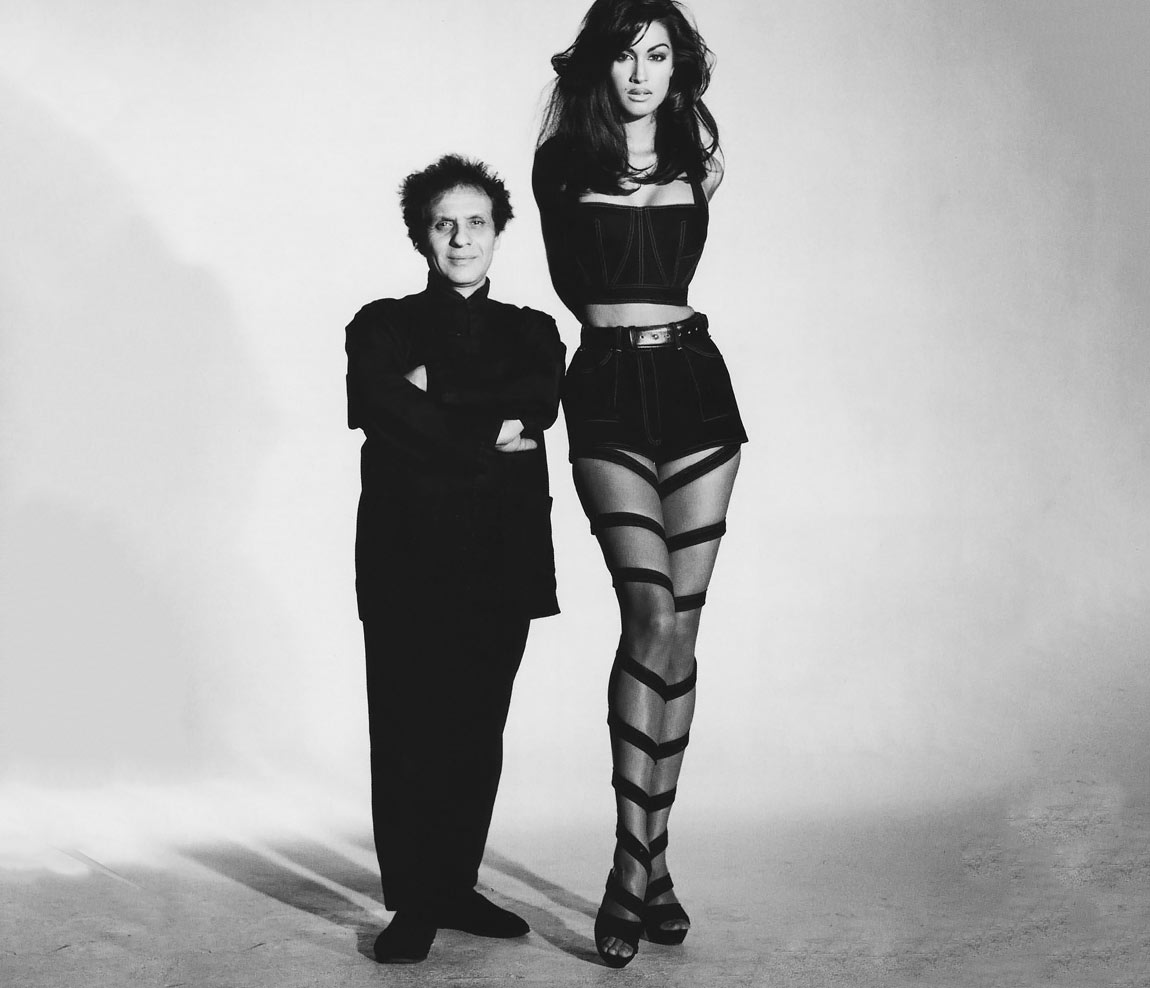 One Of The Greatest French Fashion Designers Of All Time Passes Away Azzedina Alaia Dies At 82 Obit Magazine